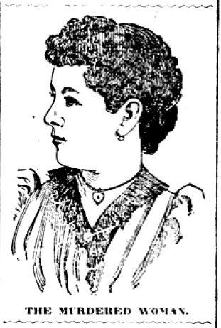 Mary Eckert Cincinnati Evening Post drawing