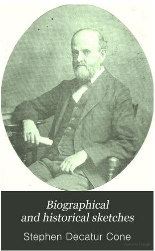 1903 cone book