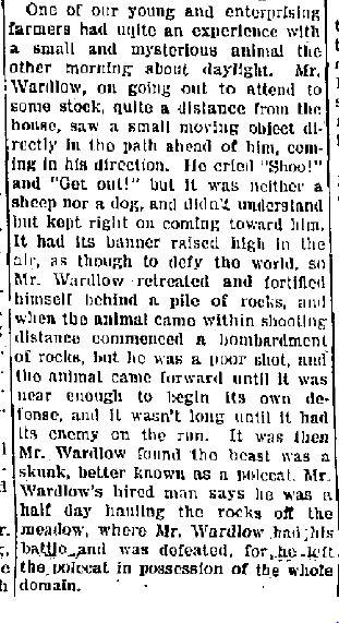 The Hamilton (Ohio) Evening Democrat, February 25, 1903