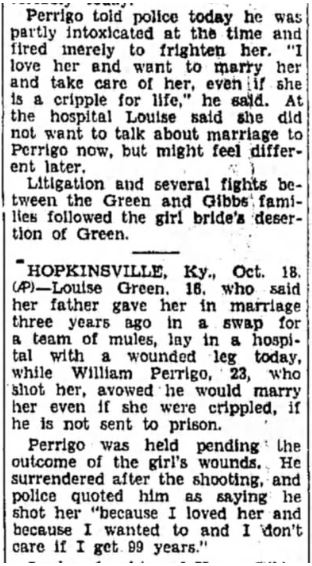 1929 mule bride10